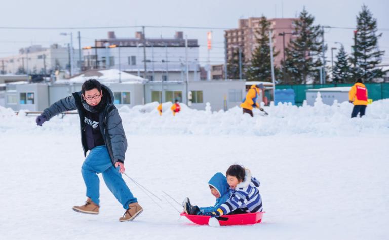 Du lịch Nhật Bản mùa đông có gì thú vị?