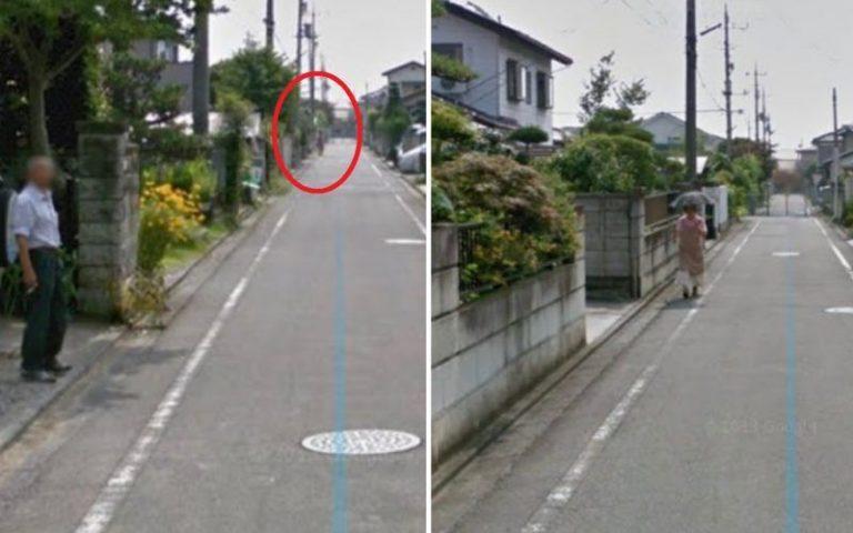 Qua Google Earth, người đàn ông Nhật Bản nhìn thấy hình ảnh người cha đã qua đời của mình
