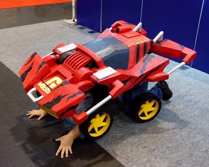 Mini 4WD – Nỗ lực thay đổi tuổi thơ của những người lớn Nhật Bản nghiêm túc
