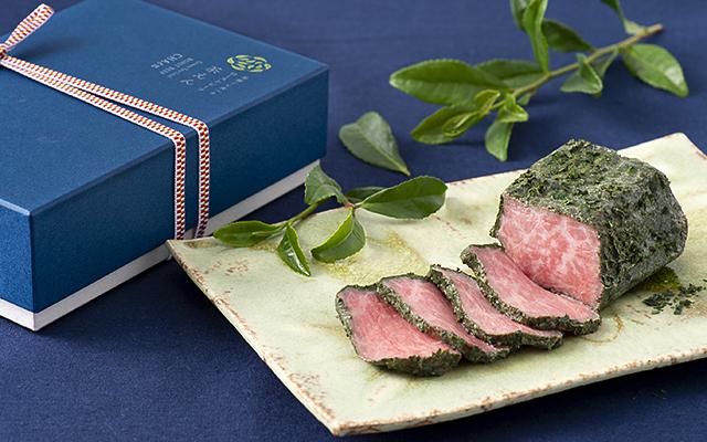 Thịt bò nướng phủ Matcha, hương vị không nơi nào có được