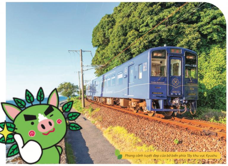 Du lịch ảo – trải nghiệm thực tế về Kagoshima (mùa 2)