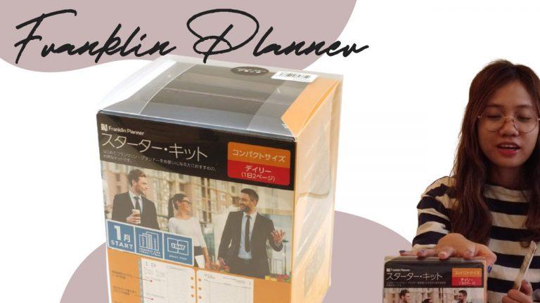 ĐẬP HỘP Bộ sổ tay dành cho người thành công Franklin Planner