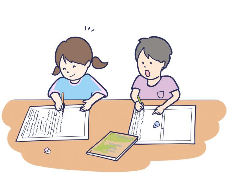 """Từ không biết viết gì trong bài luận, học sinh tiểu học Nhật Bản viết được một bài """"xuất thần"""""""