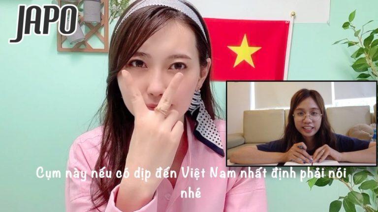 Series học phương ngữ Kagoshima và thử thách tiếng Việt với Haruna san (tuần 5)