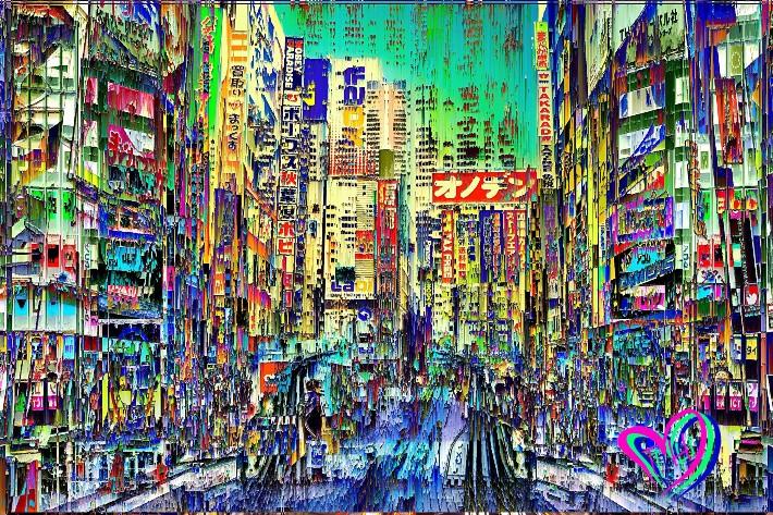 """Dự án """"hồi sinh Akihabara trong đại dịch"""" với tranh vẽ """"Akihabara của tôi"""""""
