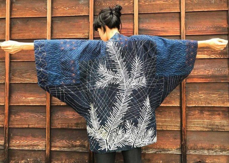 Từ kỹ thuật vá của người nghèo đến biểu tượng thời trang cao cấp – Những điều bạn cần biết về nghệ thuật thêu Nhật Bản
