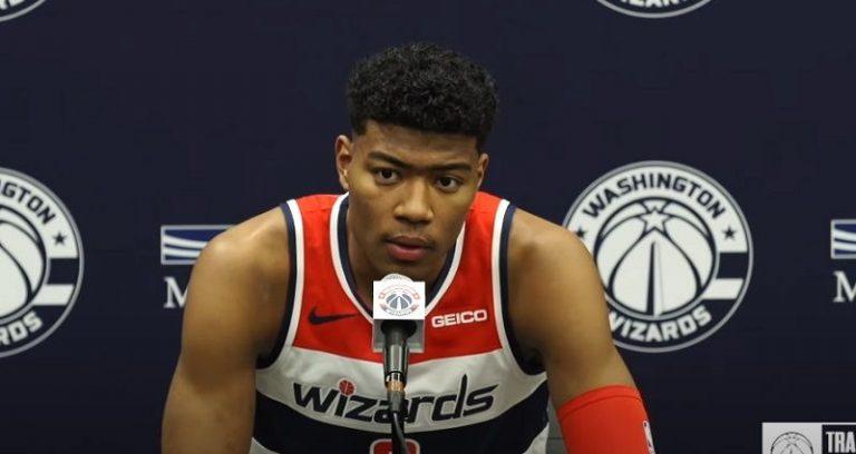 """Ngôi sao NBA Nhật Bản Rui Hachimura tiết lộ phải đối mặt với phân biệt chủng tộc """"gần như hằng ngày"""""""