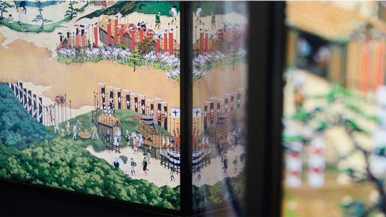 """""""Hô biến"""" bức tranh mô tả trận chiến Sekigahara trở nên sống động và chân thực hơn"""