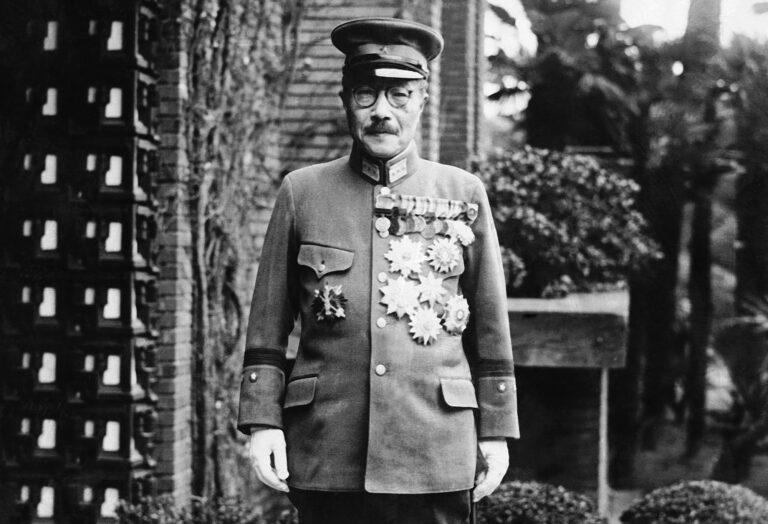 Tài liệu của Mỹ giải mã bí ẩn về vị trí hài cốt của lãnh đạo phát xít Nhật Bản