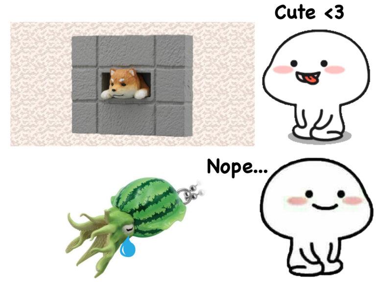 Những Series đồ chơi từ DỄ THƯƠNG đến DỄ SỢ của Nhật Bản