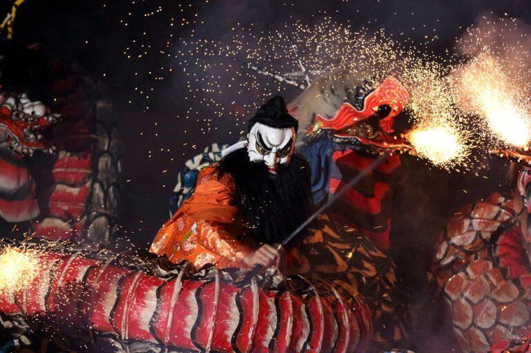 Iwami Kagura – những điệu múa dành cho các vị Thần của Nhật Bản