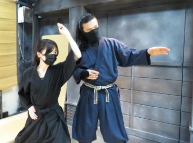 """Nơi trải nghiệm, học tập các """"mánh khoé"""" của Ninja – Những """"chiến binh trong bóng tối"""" đầy mưu mẹo"""