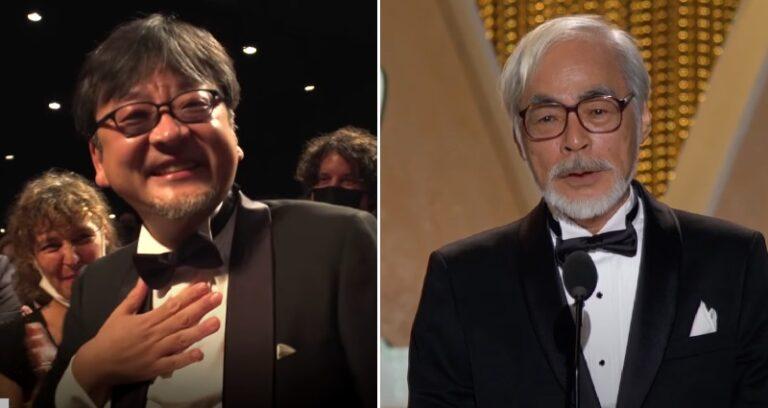 """Đạo diễn Mamoru Hosoda """"bóng gió"""" phản đối cách khắc họa phụ nữ trẻ trong tác phẩm của Miyazaki"""