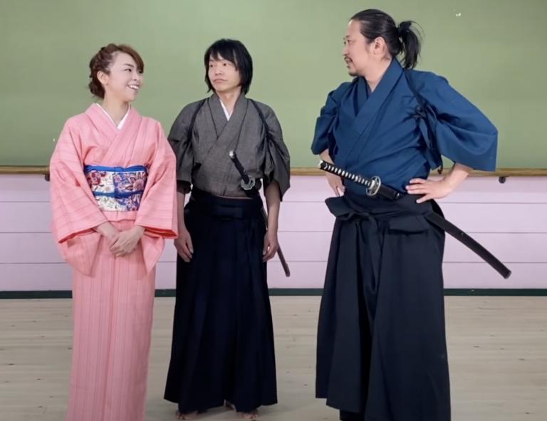 """Nghệ sĩ Nhật múa truyền thống trên nền Nhạc Việt """"Bèo dạt mây trôi"""""""