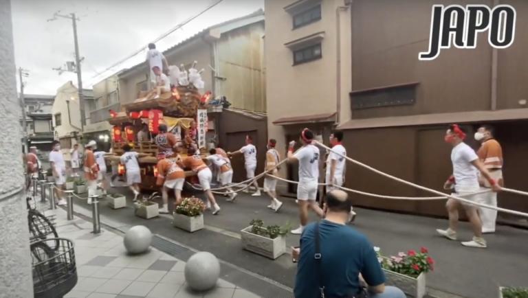 Lễ hội mùa hè Nhật Bản 生野区夏祭り
