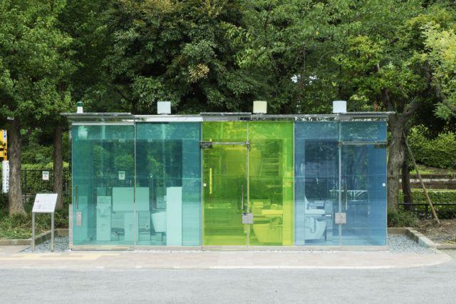 Khi các kiến trúc sư Nhật Bản nổi tiếng đồng loạt đi thiết kế nhà vệ sinh công cộng