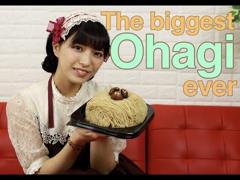 Thử thách ăn hết bánh Ohagi lớn nhất thế giới!