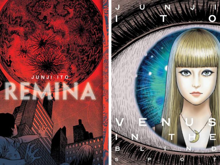 2 Manga kinh dị của Junji Ito được nhận giải thưởng Eisner (Hoa Kỳ) – Oscar cho lĩnh vực Truyện tranh