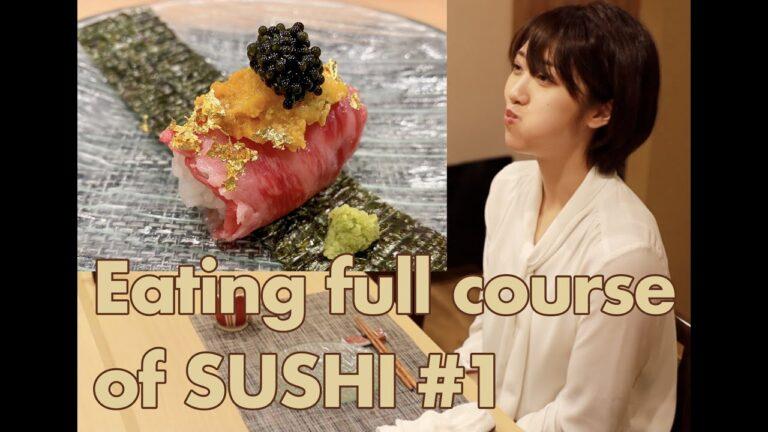 Cùng Takeuchi Yuki trải qua khoá học cấp tốc để… trở thành người sành ăn Sushi