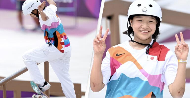 [Tin nhanh] Nishiya Momiji 13 tuổi, trở thành một trong những VĐV đoạt huy chương vàng trẻ tuổi nhất từ trước đến nay