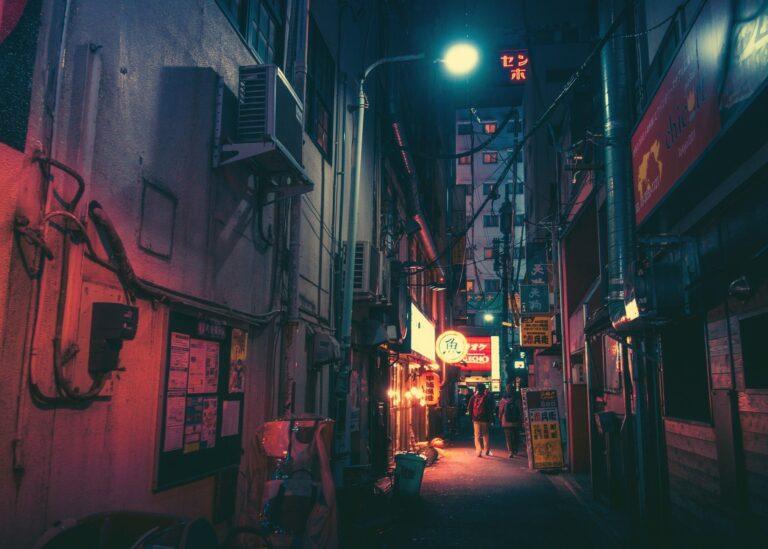 Ánh đèn NEON ở các thành phố lớn Nhật Bản đã biến mất từ lâu – Thay vào đó là đèn LED