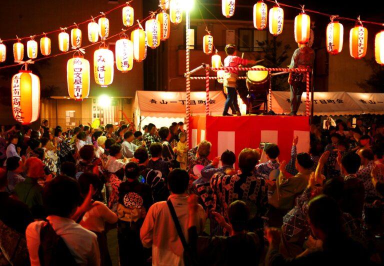 Nguồn gốc của bài hát Tokyo Ondo – nhạc nền của điệu múa Bon