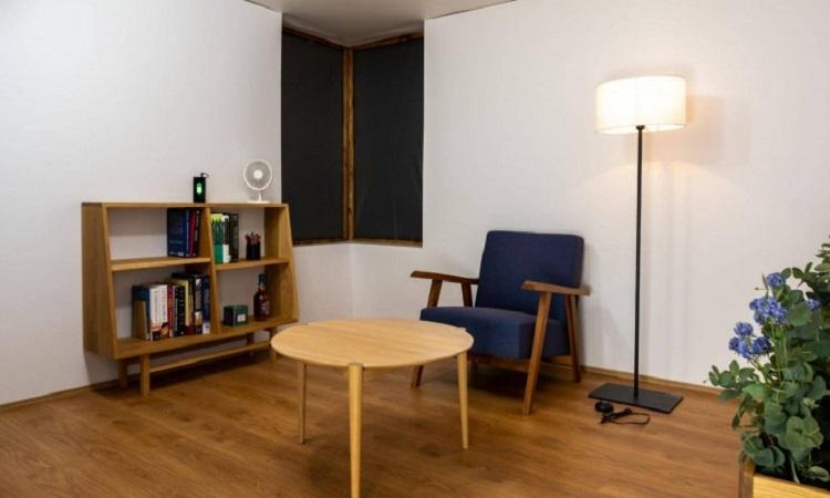 Căn phòng đặc biệt – chỉ cần bước vào, đồ điện tử tự đầy pin