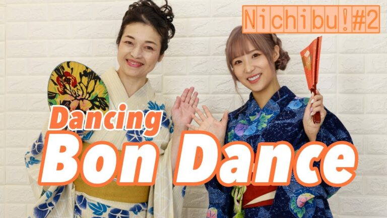 Nichibu #2 Luyện tập múa Tokyo Ondo