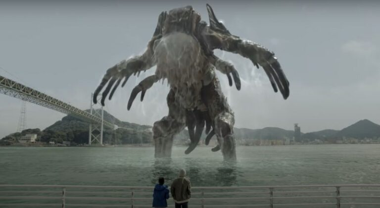 Video quảng cáo quái vật khổng lồ ở eo biển Kanmon, Nhật Bản đạt cả trăm triệu view