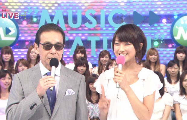 Tamori – MC Music Station lập hai kỷ lục thế giới