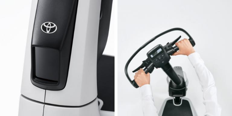 Hãng Toyota Nhật Bản sắp ra mắt dòng xe điện đứng C+walk T